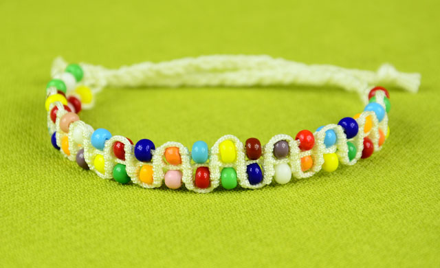 Beaded Bracelet for Fun