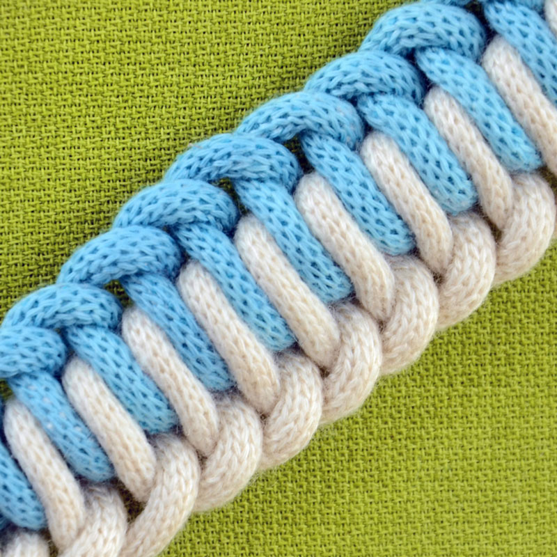 How to Half Hitch knots