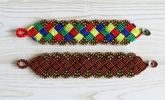 Bracelets on Make Easy Beaded Bracelets
